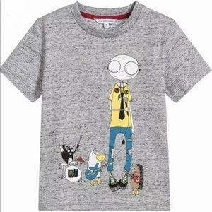 Marc Jacobs T-Shirt Graphic Tee